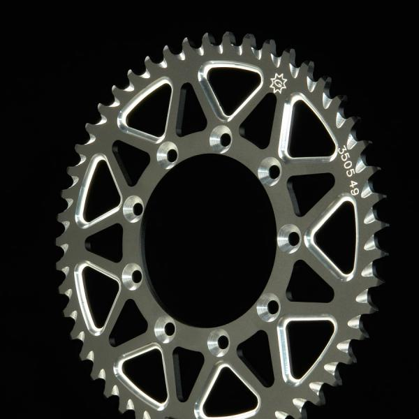 Rear sprocket Grosskopf